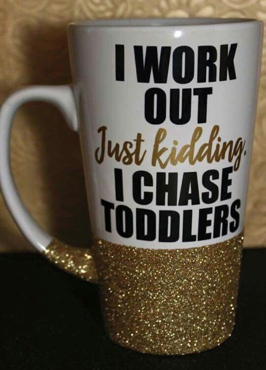 Coffee mug for preschool teachers and toddlers