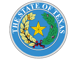 The great seal of the State of Texas