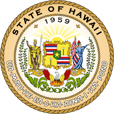 The great seal of the State of Hawaii