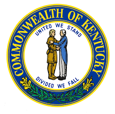 The great seal of the Commonwealth of Kentucky