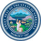 The great seal of the State of Nebraska
