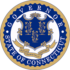 The great seal of the State of Connecticut