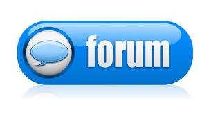 Button linking child care providers and parents to a free community discussion forum