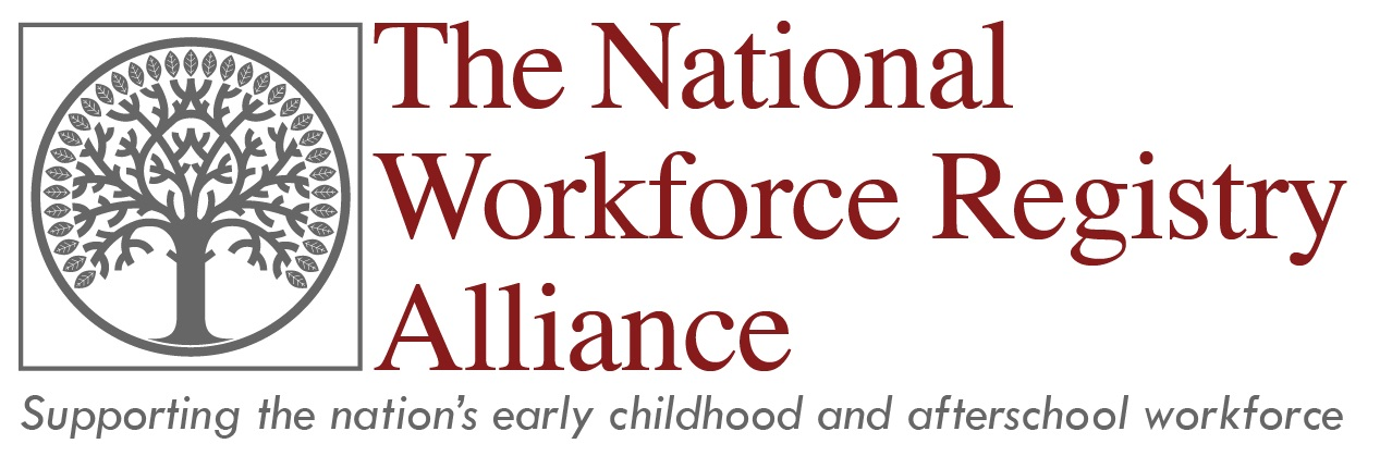 National Workforce Registry Alliance Recognized Training Organization